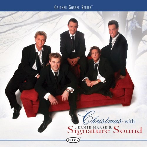 Haase Ernie & Signature Sound Christmas With Ernie Haase Enhanced CD