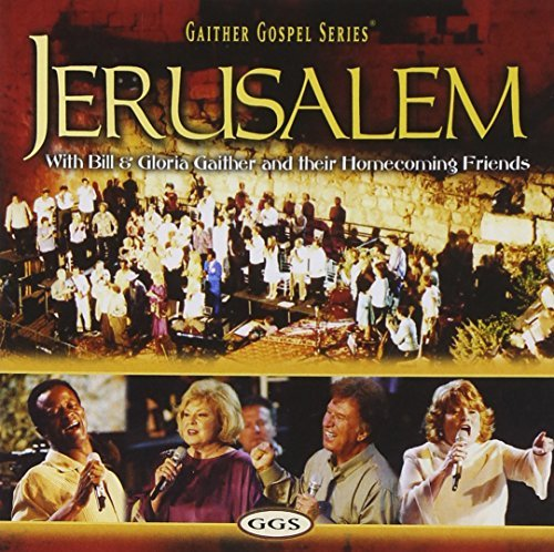 Bill & Gloria Gaither Jerusalem Homecoming Enhanced CD