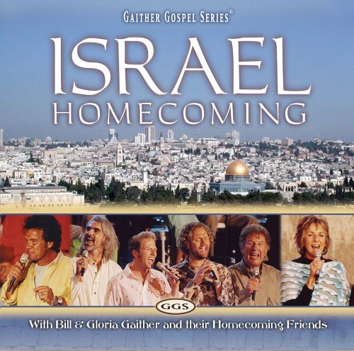 Bill & Gloria Gaither Israel Homecoming Enhanced CD