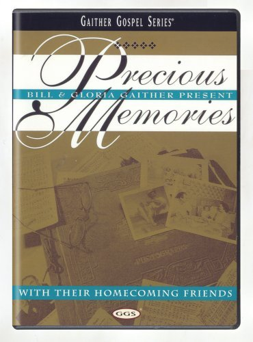 Bill & Gloria Gaither Precious Memories Amaray