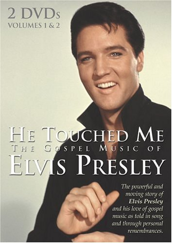 Elvis Presley Vol. 1 2 He Touched Me 2 DVD