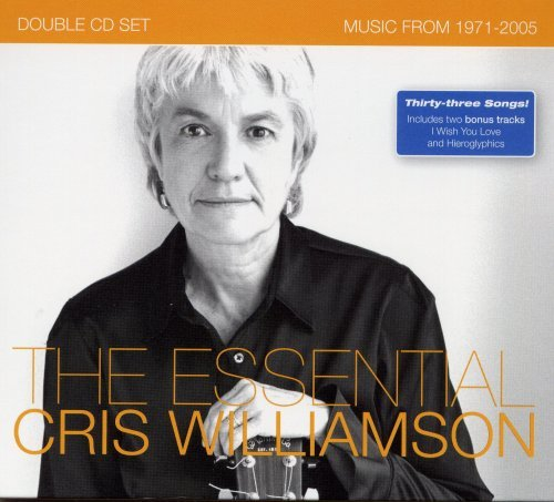 Cris Williamson Essential Cris Williamson 2 CD Set