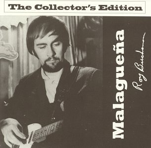 Roy Buchanan Malaguena Collector's Edition