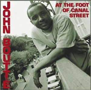 John Boutte At The Foot Of Canal Street