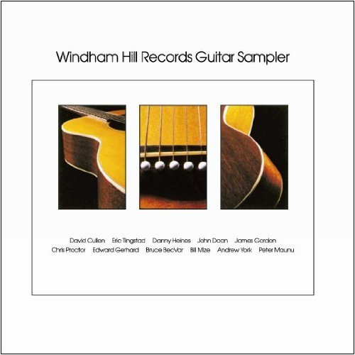 Windham Hill Records Guitar Sa Windham Hill Records Guitar Sa