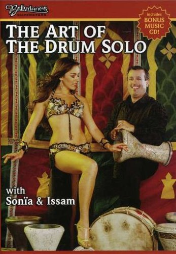 Sonia & Issam Bellydance Art Of The Drum So Incl. CD