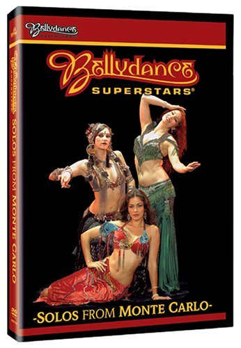 Bellydance Superstar Solos From Monte Nr