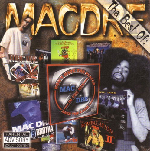 Mac Dre Best Of Mac Dre Explicit Version