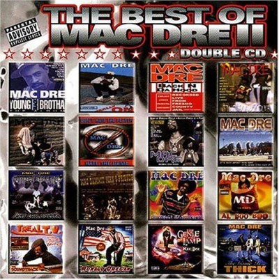 Mac Dre Vol. 2 Best Of Mac Dre Explicit Version 2 CD