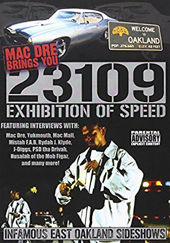 Mac Dre 23109 Exhibition Of Speed Explicit Version