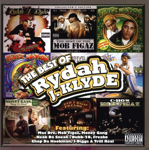 Mac Dre Presents Best Of Rydah J. Klyde Explicit Version