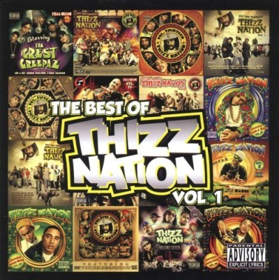 Mac Dre Presents Vol. 1 Best Of Thizz Nation Explicit Version