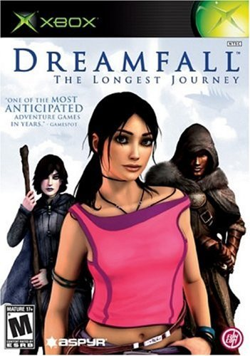 Xbox Dreamfall The Longest Journey