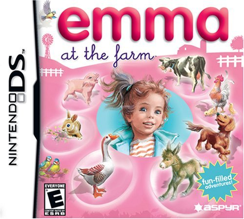 Nintendo Ds Emma At The Farm