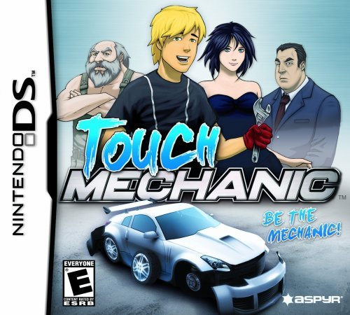 Nintendo Ds Touch Mechanic