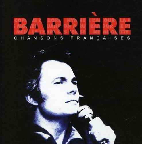 Alain Barriere Chansons Francaises Import Can