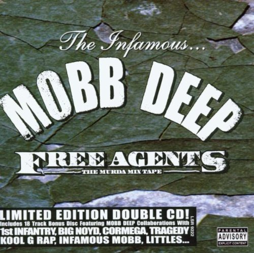 Mobb Deep Murda Mix Explicit Version 2 CD Set