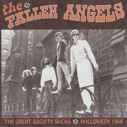 Fallen Angels Great Society Sucks Halloween