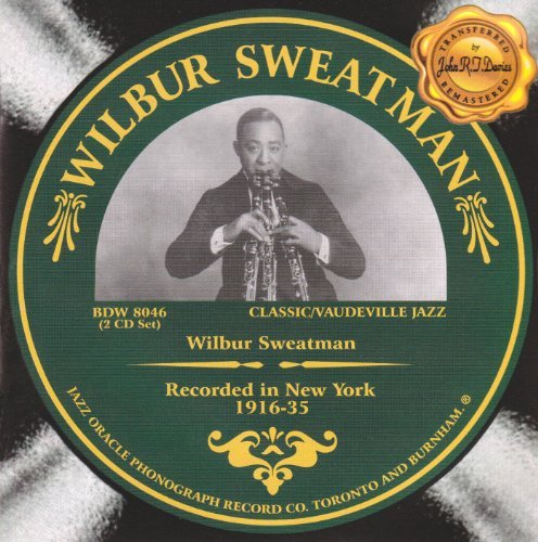 Wilbur Sweatman Wilbur Sweatman 2 CD
