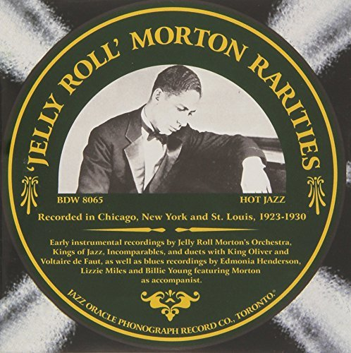 Jelly Roll Morton Rarities Rare Band & Blues Sid