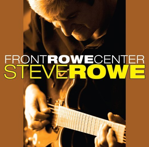 Steve Rowe Front Rowe Center Import Can