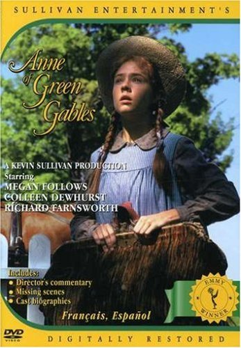 Anne Of Green Gables Anne Of Green Gables DVD G