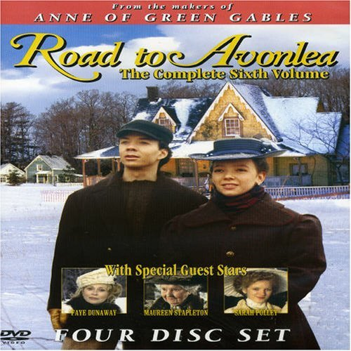 Road To Avonlea Season 6 Clr G 4 DVD