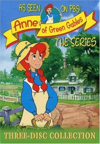 Anne The Animated Series Vol. Anne The Animated Series Nr 3 DVD