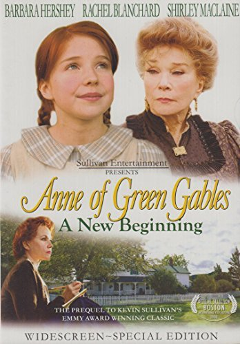 Anne Of Green Gables A New Beginning Anne Of Green Gables Nr