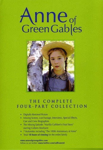 Anne Of Green Gables Complete Collection Nr 5 DVD
