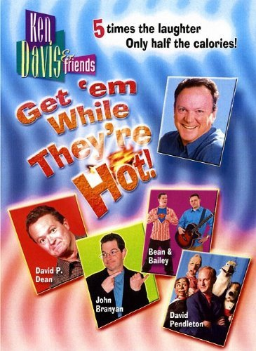 Ken & Friends Davis Get 'em While They're Hot!