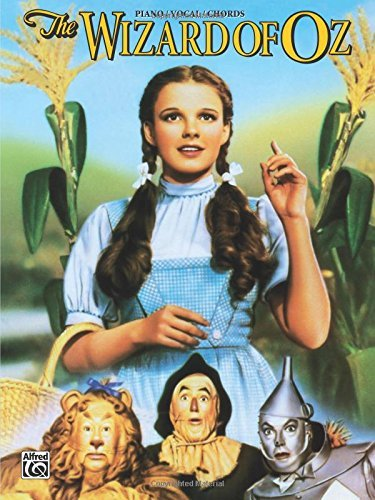 E. Y. Harburg The Wizard Of Oz (movie Selections) Piano Vocal Chords