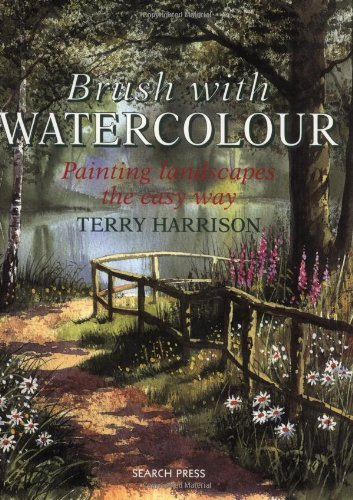 Terry Harrison Brush With Watercolour Revised