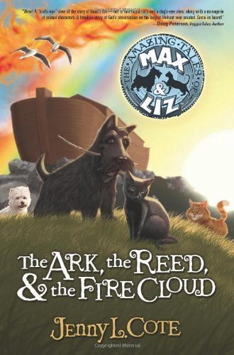 Jenny L. Cote The Ark The Reed & The Fire Cloud
