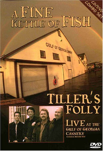 Tiller's Folly Fine Kettle Of Fish Incl. DVD