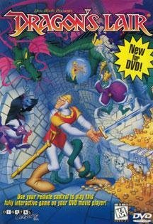 Dragon's Lair Dragon's Lair Clr R Interactive