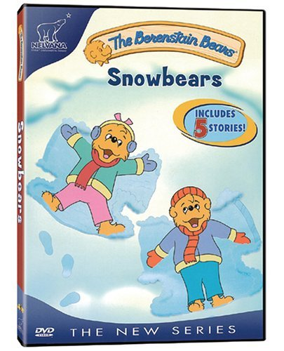 Berenstain Bears Snowbears Vol. 8