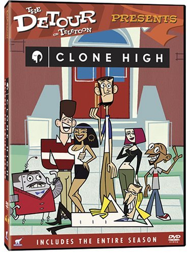 Clone High First Clone High First Complete Seas Import Can Ntsc (0)
