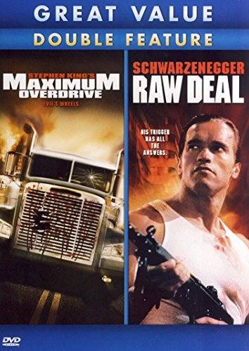 Maximum Overdrive Raw Deal Double Feature R 2 DVD