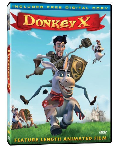 Donkey X Donkey X Nr Incl. Digital Copy