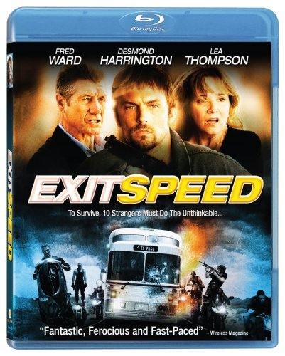 Exit Speed Thompson Ward Harrington Grecz Blu Ray Ws Thompson Ward Harrington Grecz