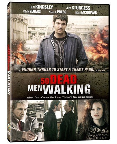 50 Dead Men Walking Kingsley Sturgess Zegers R