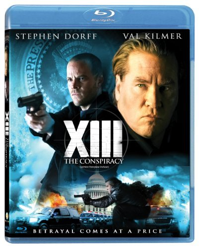Xiii The Conspiracy Xiii The Conspiracy Blu Ray Ws Nr