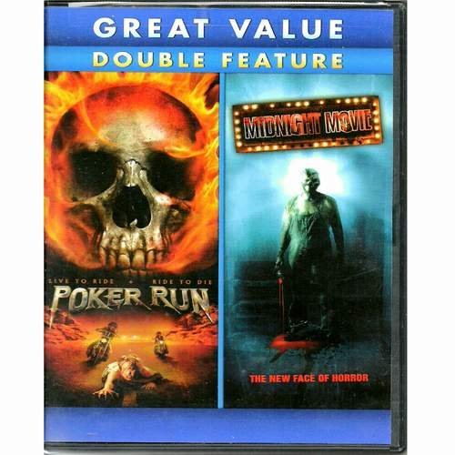 Poker Run Midnight Movie Double Feature