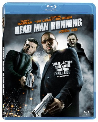 Dead Man Running 50 Cent Hassan Dyer Blu Ray Ws R