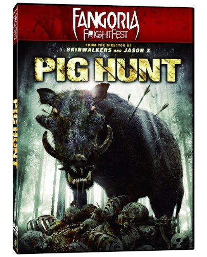 Pig Hunt Fangoria Frightfest Presents Ws R