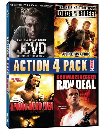 Action 4 Pack Vol. 1 Ws R