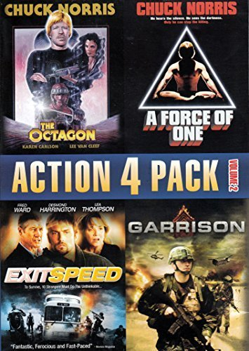 Action 4 Pack Vol. 2 Ws Fs R