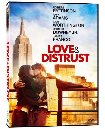 Love & Distrust Pattinson Downey Franco Ws R
