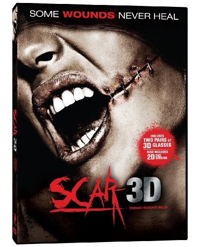 Scar 2d 3d Bettis Graye Titus Ws 3d R Incl. Glasses